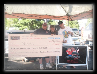 great smokers and rub equals big checks